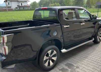 ISUZU D-MAX DOUBLE CAB LSE 4WD