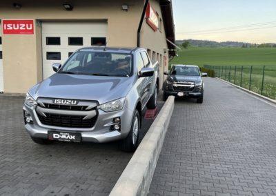 ISUZU D-MAX DOUBLE CAB LS 4WD
